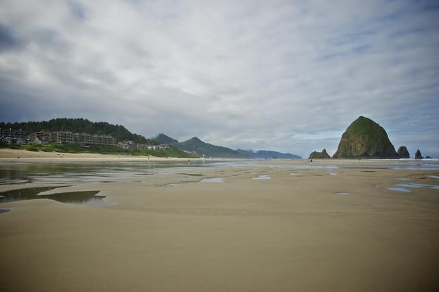 Oregon Road Trip 2011: Cannon Beach