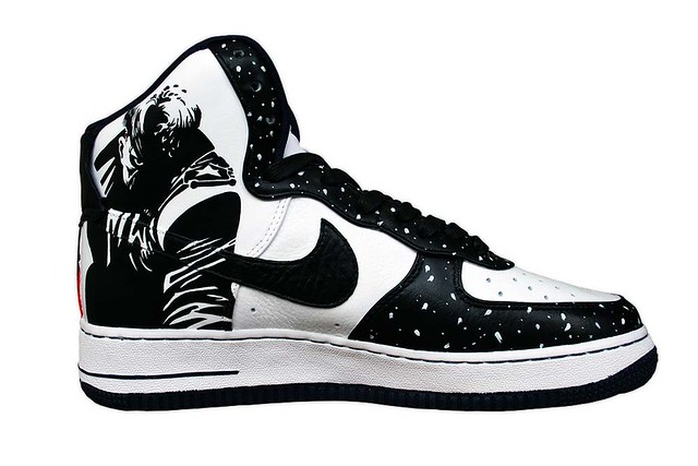 Sin City Air Force 1 Dwight