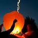 Flying Lantern Launch, July 04, 2011