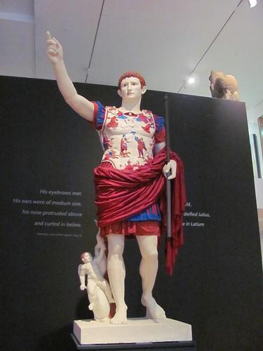 The Prima Porta Augustus