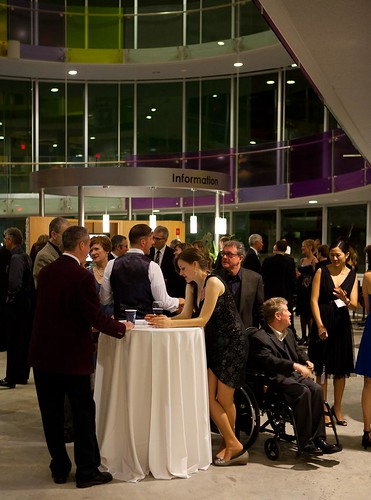 Spinal Chord Gala at the Blusson Spinal Cord Centre, November 5th, 2011