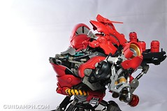 Formania Sazabi Bust Display Figure Unboxing Review Photos (98)