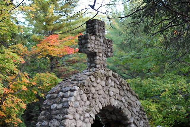 St. Annes Cemetery - Mackinac Island