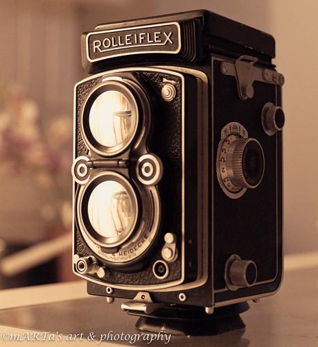 Rolleiflex 3.5 TLR