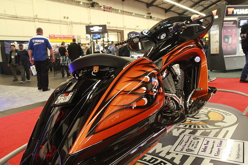 2011 - San Mateo, CA - Saturday @ Ultimate Builder Custom Bike Show