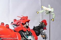 Formania Sazabi Bust Display Figure Unboxing Review Photos (113)