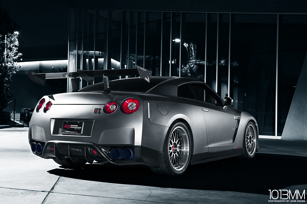 Ricky's Nissan GT-R