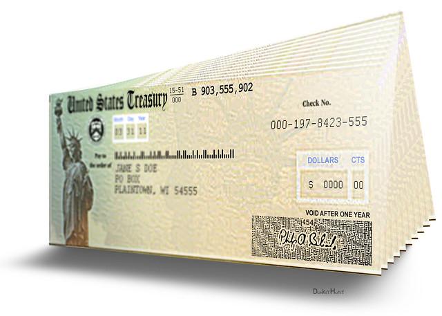 Us Treasury Checks