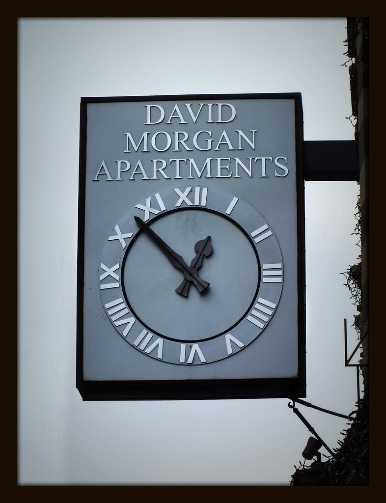 David Morgan's Clock