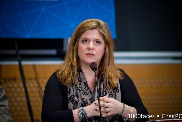 Face - Melissa Anelli (@melissaanelli) at #FoE5