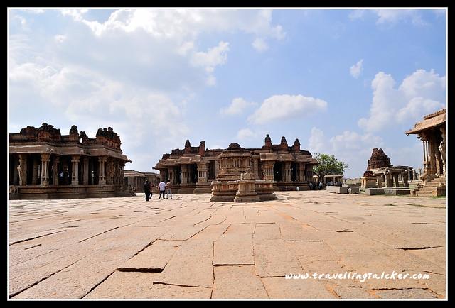 Hampi: Vittala Temple