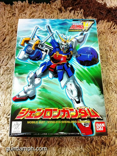 #2 144 NG Gundam Wing Complete List  1955 Make (Old School) (15)