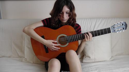 Grab your guitar & let go !