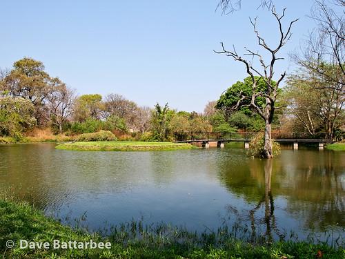 Zambezi Sun Grounds