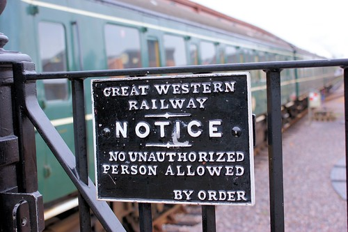 Great Western Notice