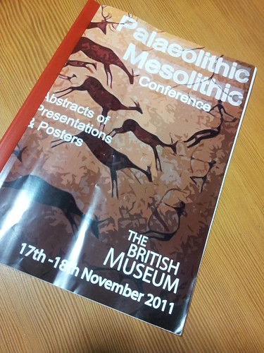 Palaeolithic-Mesolithic Conference Programme