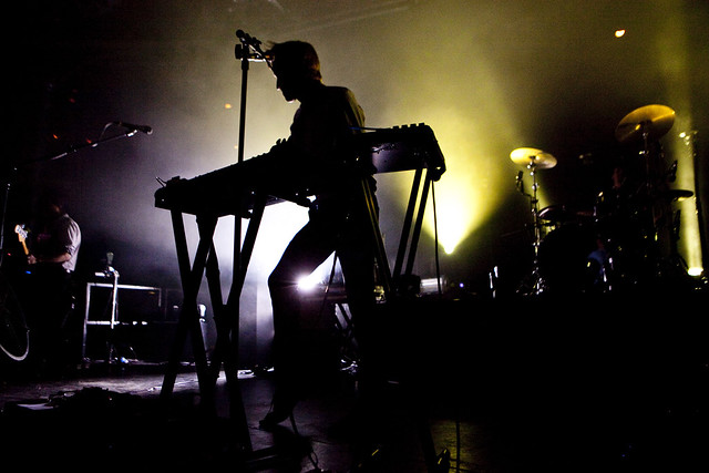 Cut Copy @ Roundhouse, Camden 27/10/11
