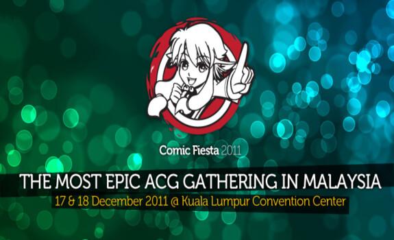 Comic Fiesta 2011