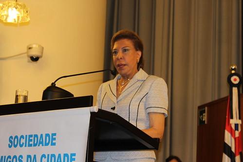 Guiomar de Oliveira Albanesi – Presidente do Serviço Social Perseverança by Dr Jeferson Camillo