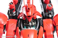 Formania Sazabi Bust Display Figure Unboxing Review Photos (135)
