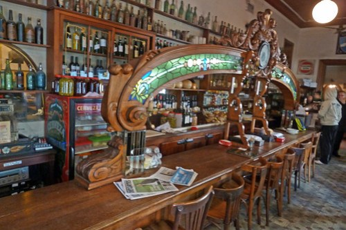 Bar El Federal - San Telmo - Buenos Aires