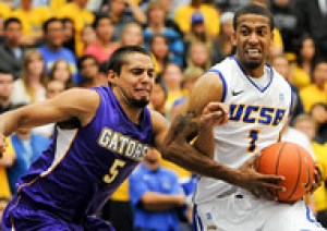 UCSB Men's Basketball vs Cal State Fullerton