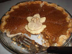 Vegan Pumpkin Pie without tofu recipe