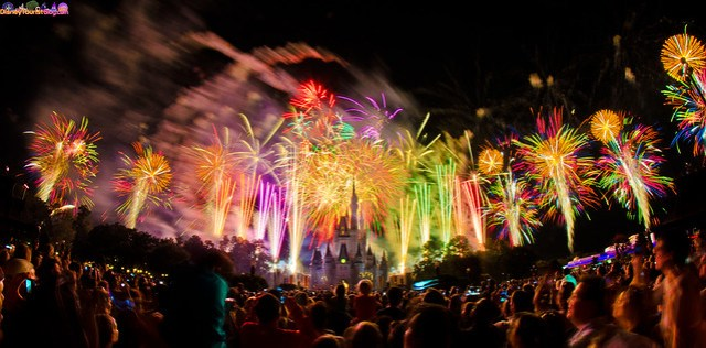 Forty Magical Years...of Fireworks!