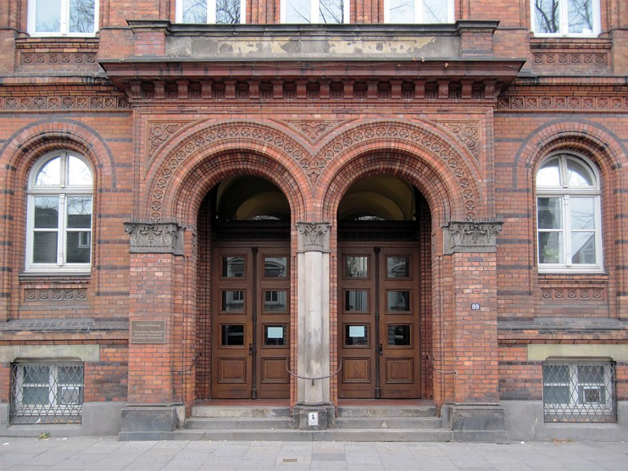 Hamburg (Altona) - District court