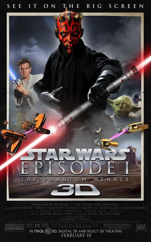Episode I 3D