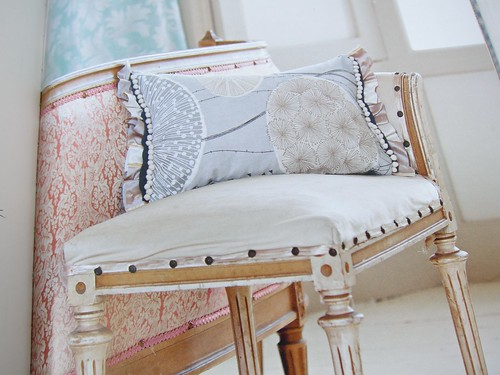 Cushion from Sewing Made Simple