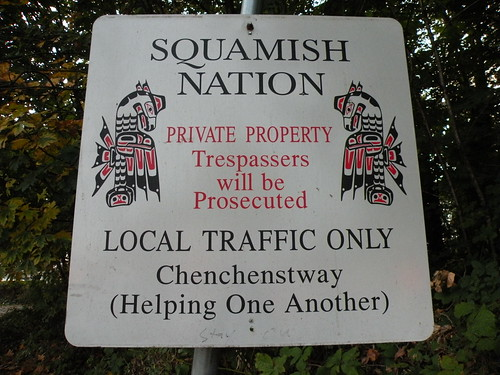 I wouldn't be very welcoming if I was colonized, either.
