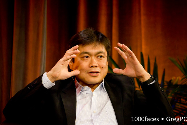 Faces - Joi Ito