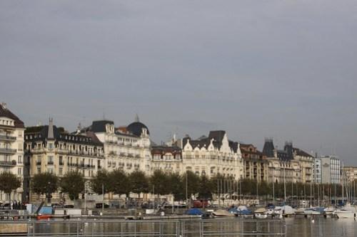Ginebra. Lago Leman