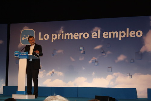 Mítin Mariano Rajoy