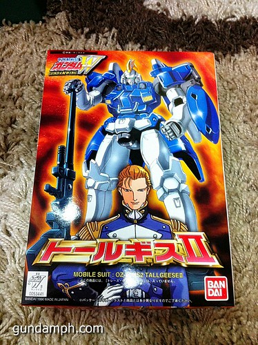 #13 144 NG Gundam Wing Complete List  1955 Make (Old School) (4)