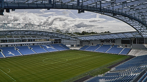 Amex Community Stadium, Brighton - Heavy HDR 1