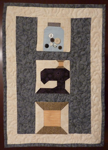 Classic Sewing Wallhanging