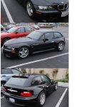 2000 Z3 Coupe Jet Black Walnut Coupe Cartelcoupe Cartel