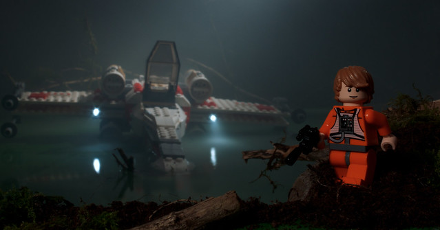 Dagobah, by Blockaderunner, on flickr