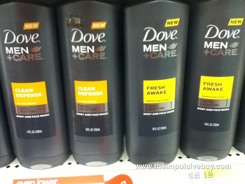 New Dove Men + Care
