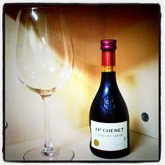 Glass of Wine by Fabio Penna