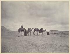 Egyptian Desert, by Adolphe Braun