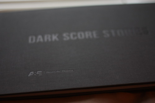Dark Score Stories - Cover