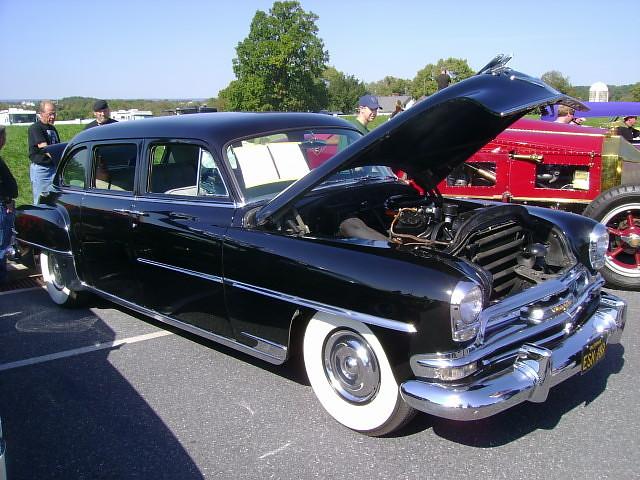 1954 Chrysler New Yorker Limousine Flickr Photo Sharing