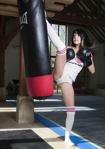 High Kick by cstgpa