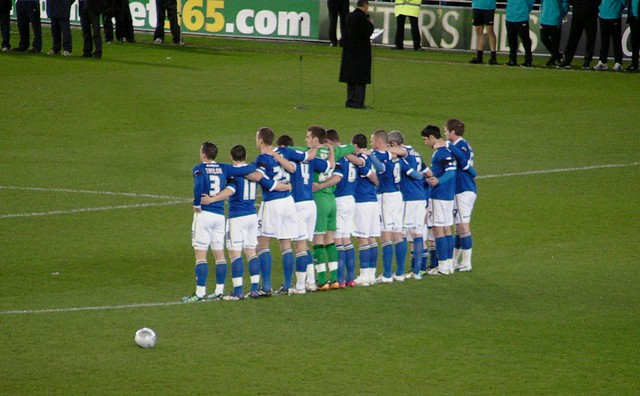 Cardiff City v Blackburn Rovers