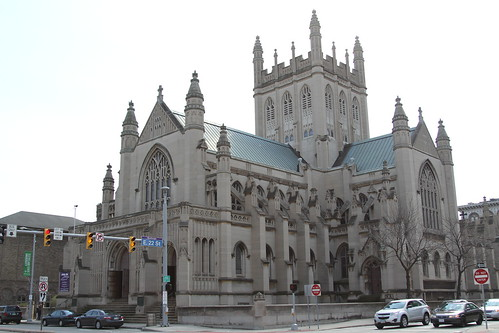 Trinity Cathedral - 22nd St. And Eculid Ave.