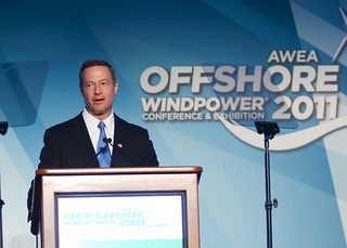 Offshore Wind and Electric Vehicles