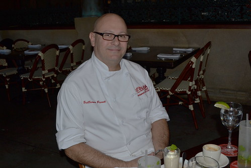 Chef Guillermo Pernot